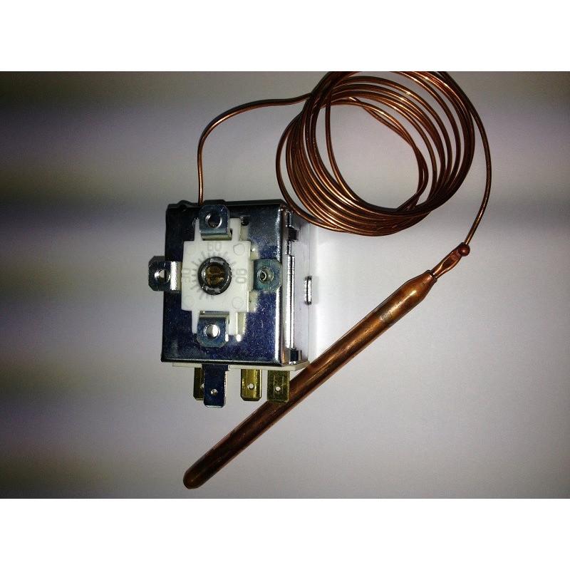 Termostato Regulable TR2-9335 IMIT bulbo y capilar