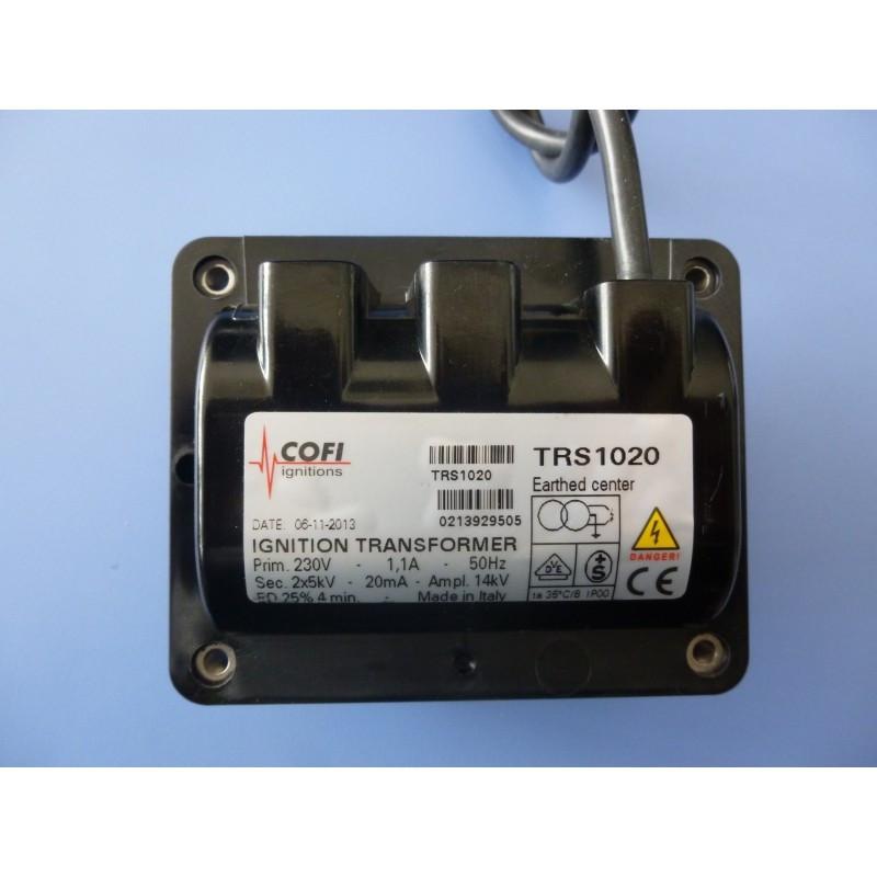 Transformador Cofi TRS 1020 AE (Centro a masa)