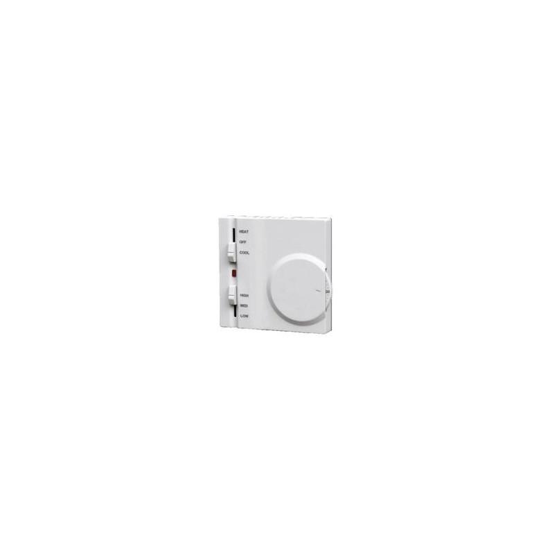 Termostato Electronico Fan-Coils Serie HL 109 FCV2