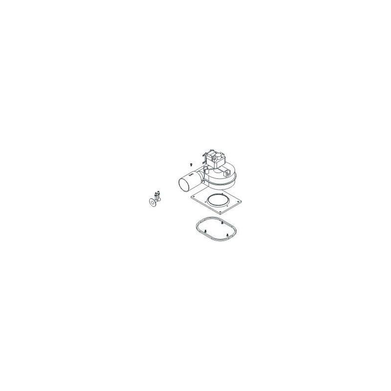 Conjunto extractor de chapa R20720FF