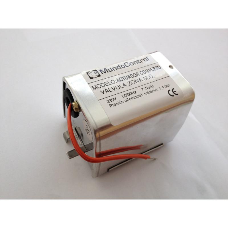 Motor recambio para valvulas MC-230 VAC