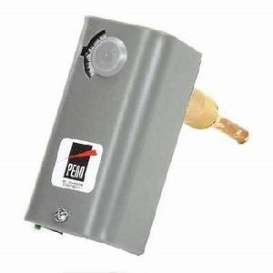 A19ABC-9011 Termost inmersion 40 a 120ºC